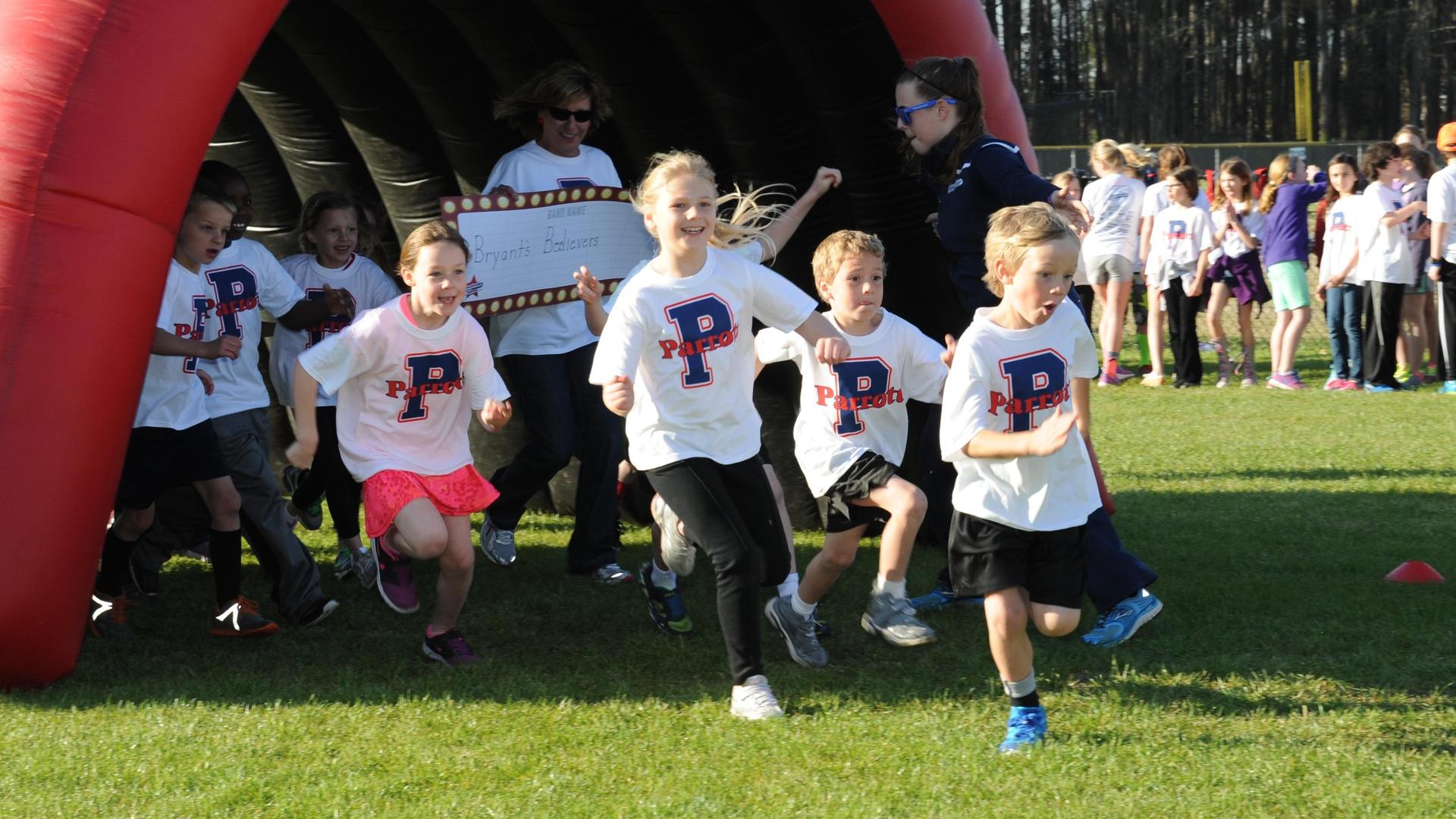 2016 Boosterthon Fun Run
