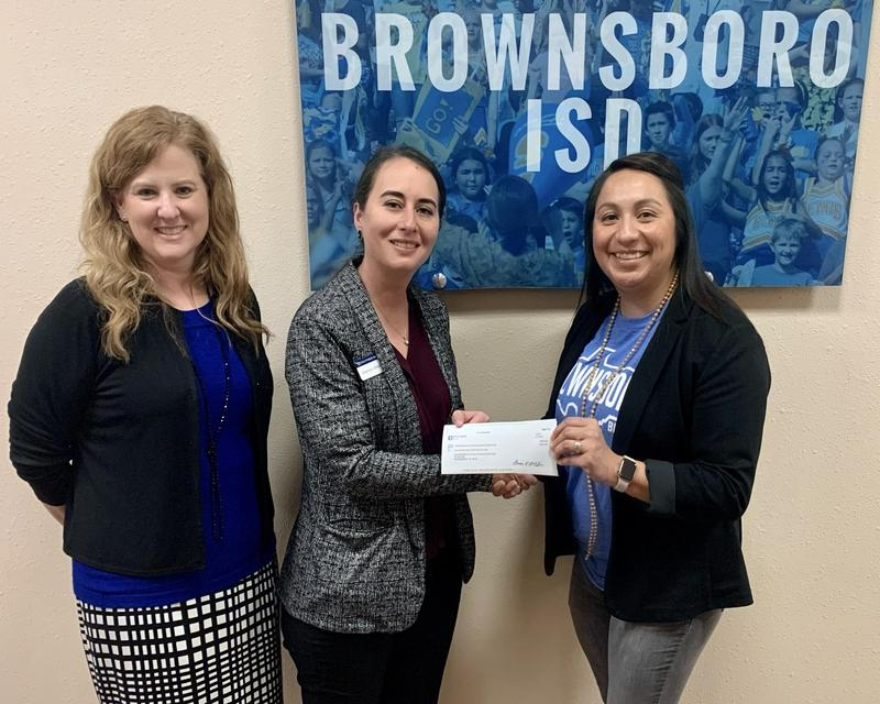 Donation made to Education Foundation Featured Photo