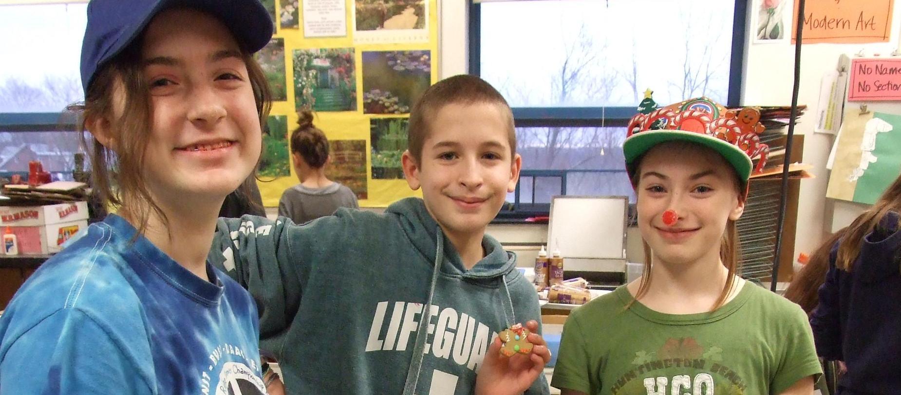 Seventh Grade Students
