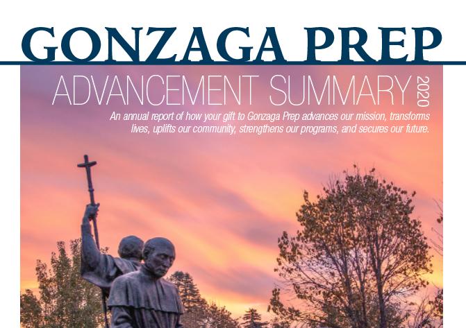 Advancement Summary 2020