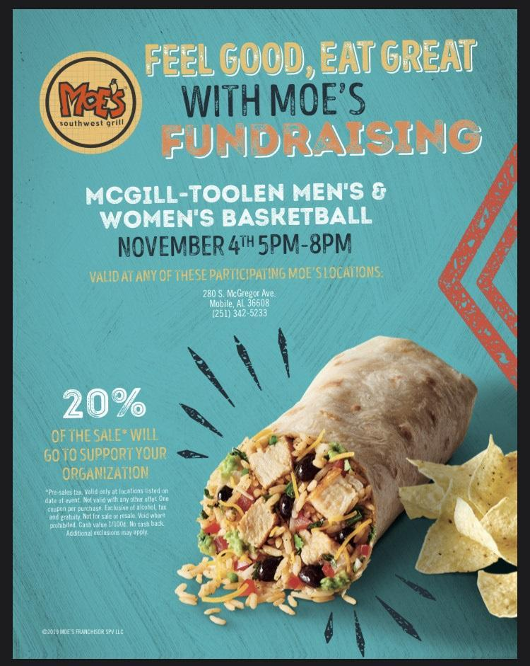 Moe's Spirit Night
