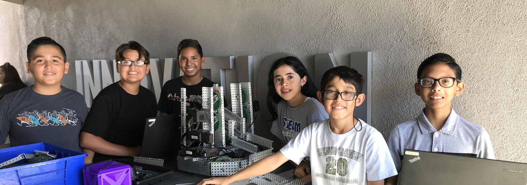 Summer Robotics Showcase