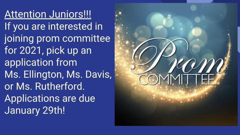 Prom information