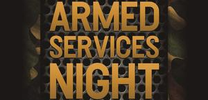 Armed Services Night