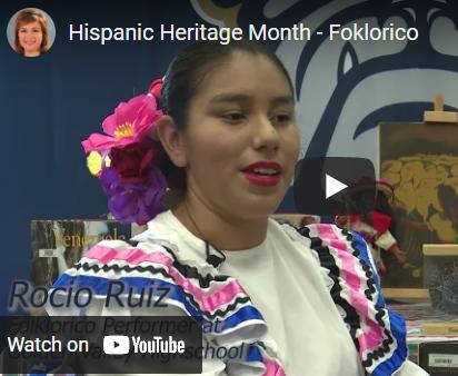 Video Production documents Hispanic Hertitage Thumbnail Image