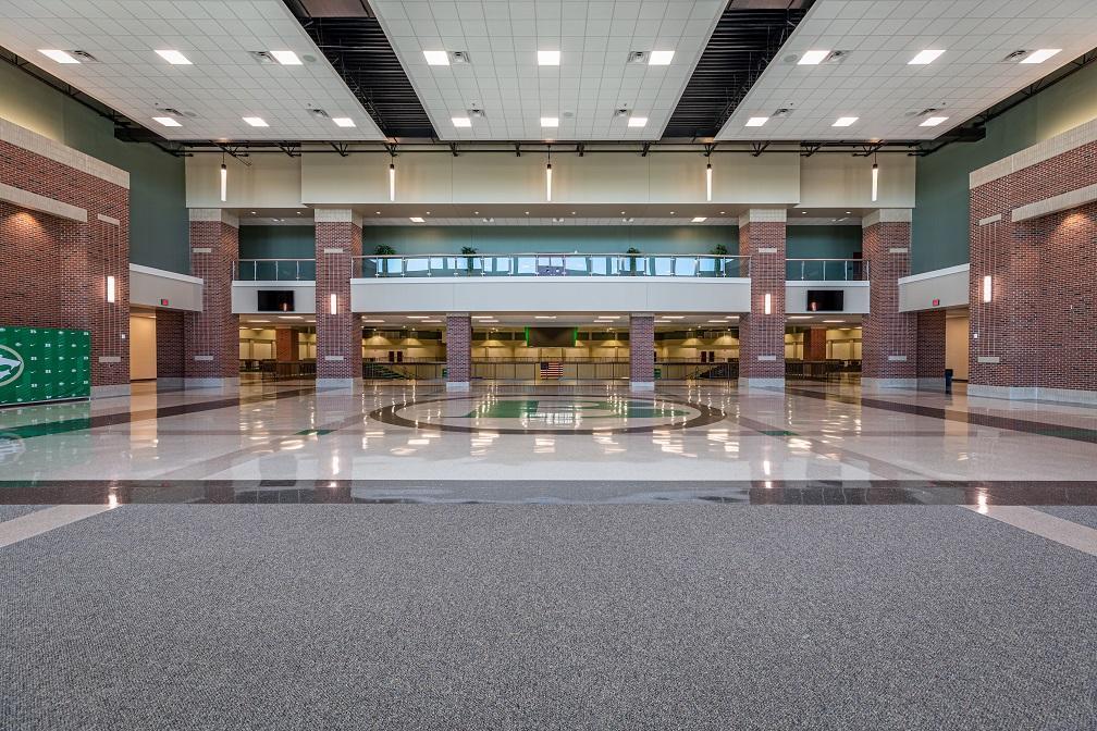 Entering Lobby