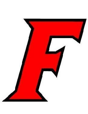 This is the red letter F which is the logo for Fairfield High School.