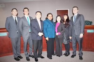 Sylvia Mendez & Board