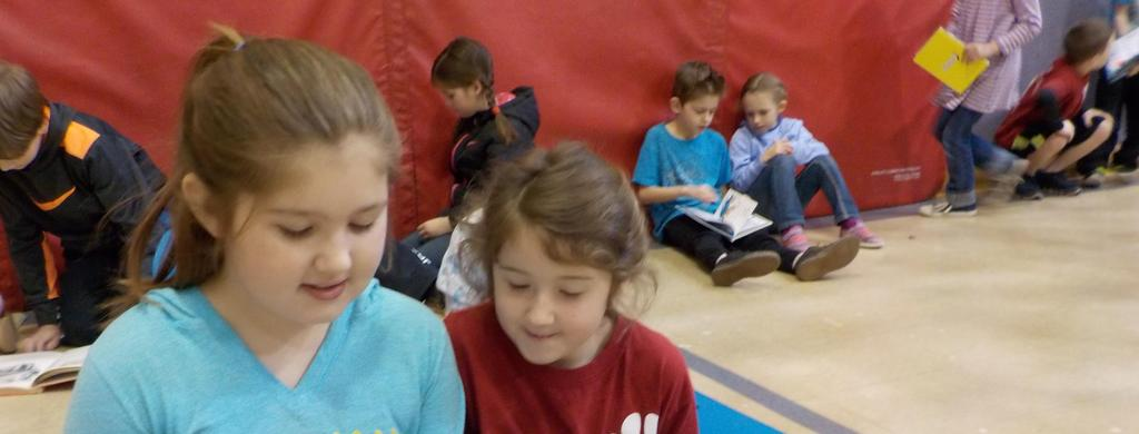 TES Student Reading