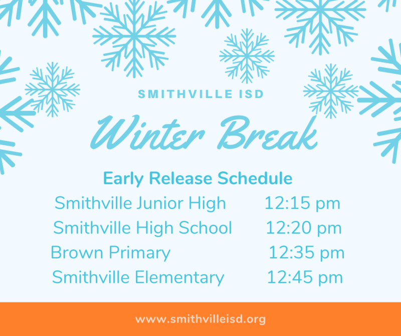 Winter Break Early Release