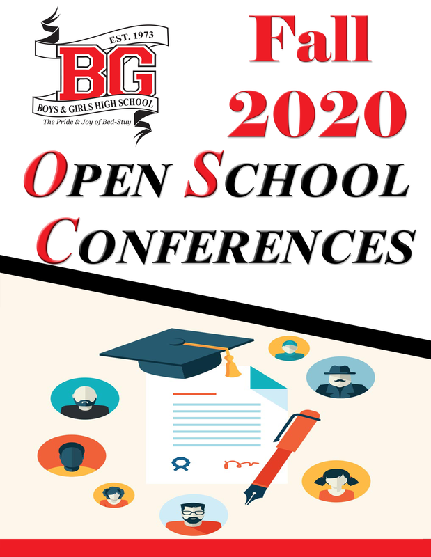BGHS Open School Conferences Fall 2020