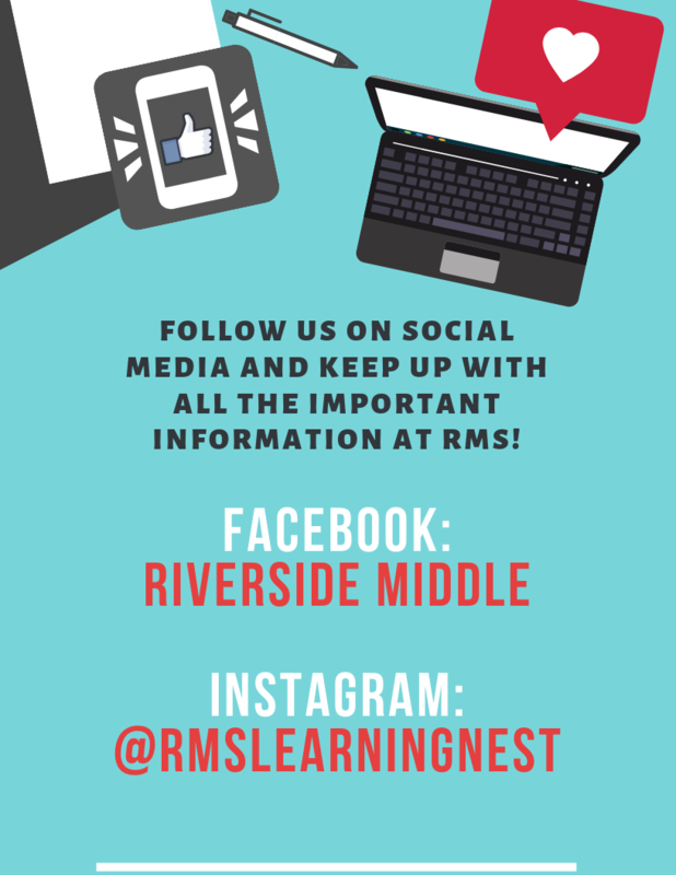 Keep up to date with what's going on at RMS and follow us on Social Media! Featured Photo