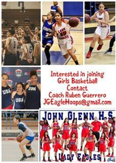 John Glenn Sports info...(Click Here) Featured Photo