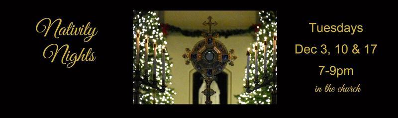 Nativity Nights Featured Photo