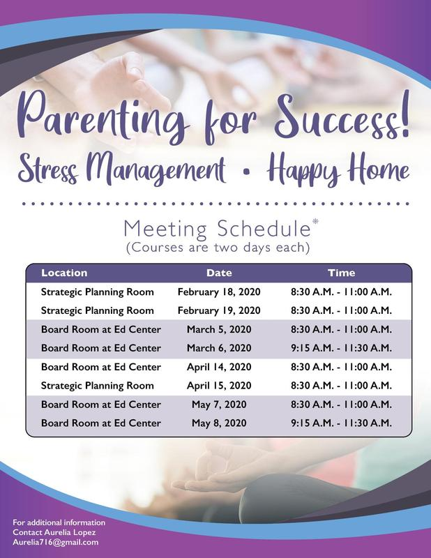 see attached PUSD_YEs-StressManagement_Flyer.PDF for contents