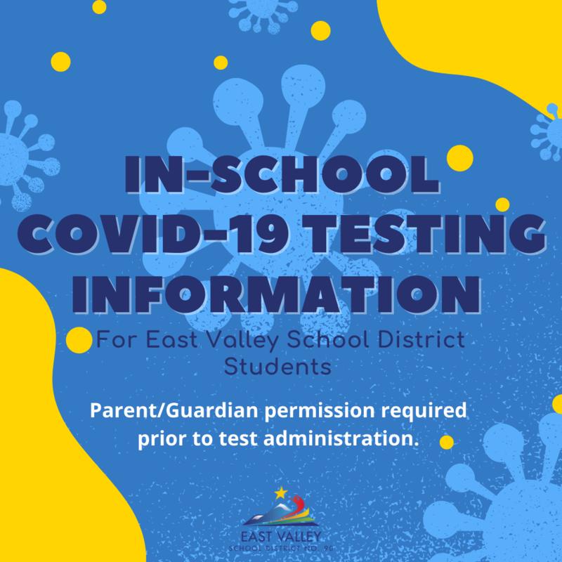 COVID-19 In-School Testing