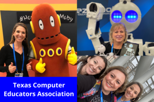 media specialists attend tcea conference