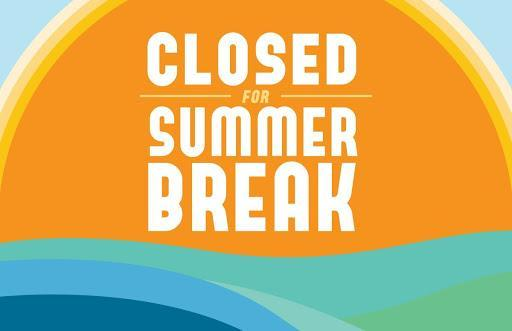 The school is closed for Summer break. Thumbnail Image