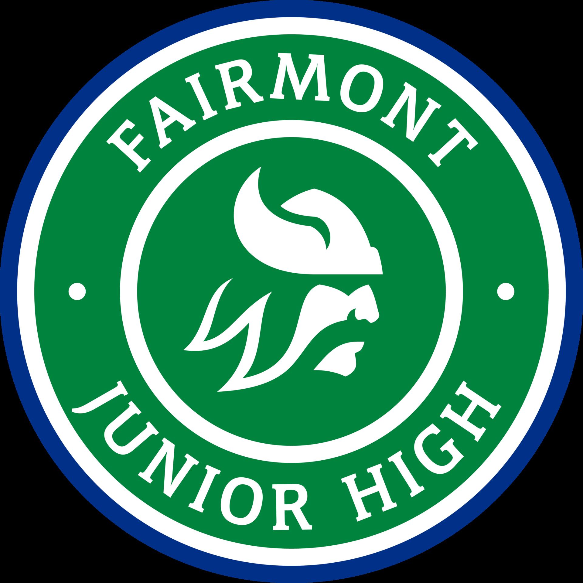 Fairmont Junior High school seal