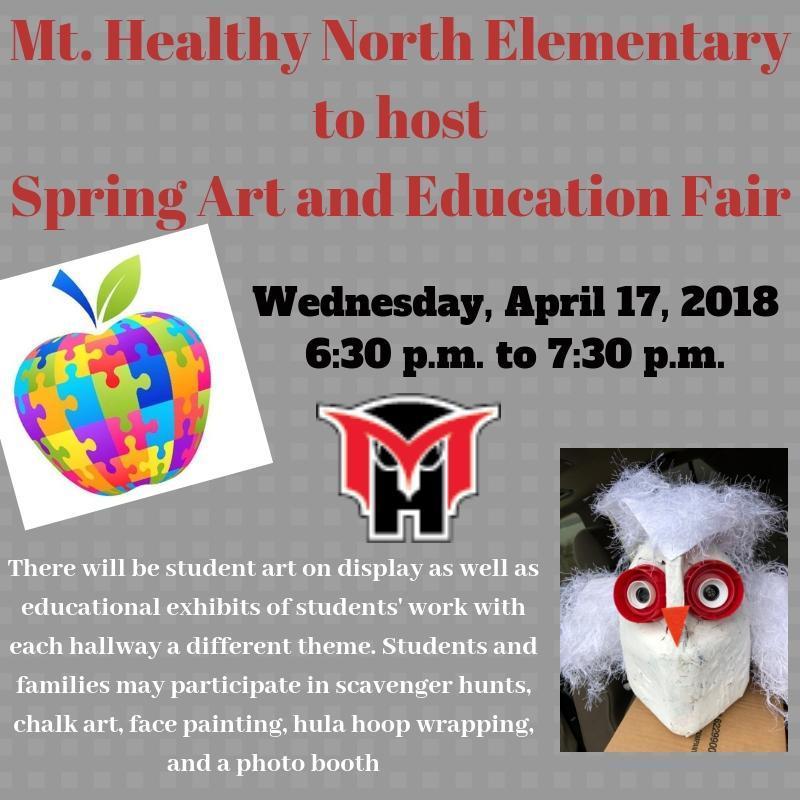 Art & Education Fair Graphic