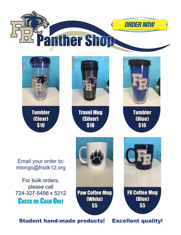 FR Panther Store flyer