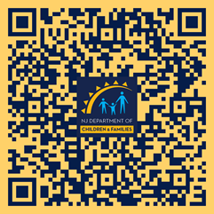 Support Poster QR CODE