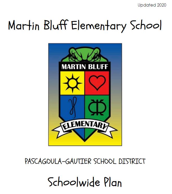 Martin Bluff Elementary Schoolwide Plan Featured Photo