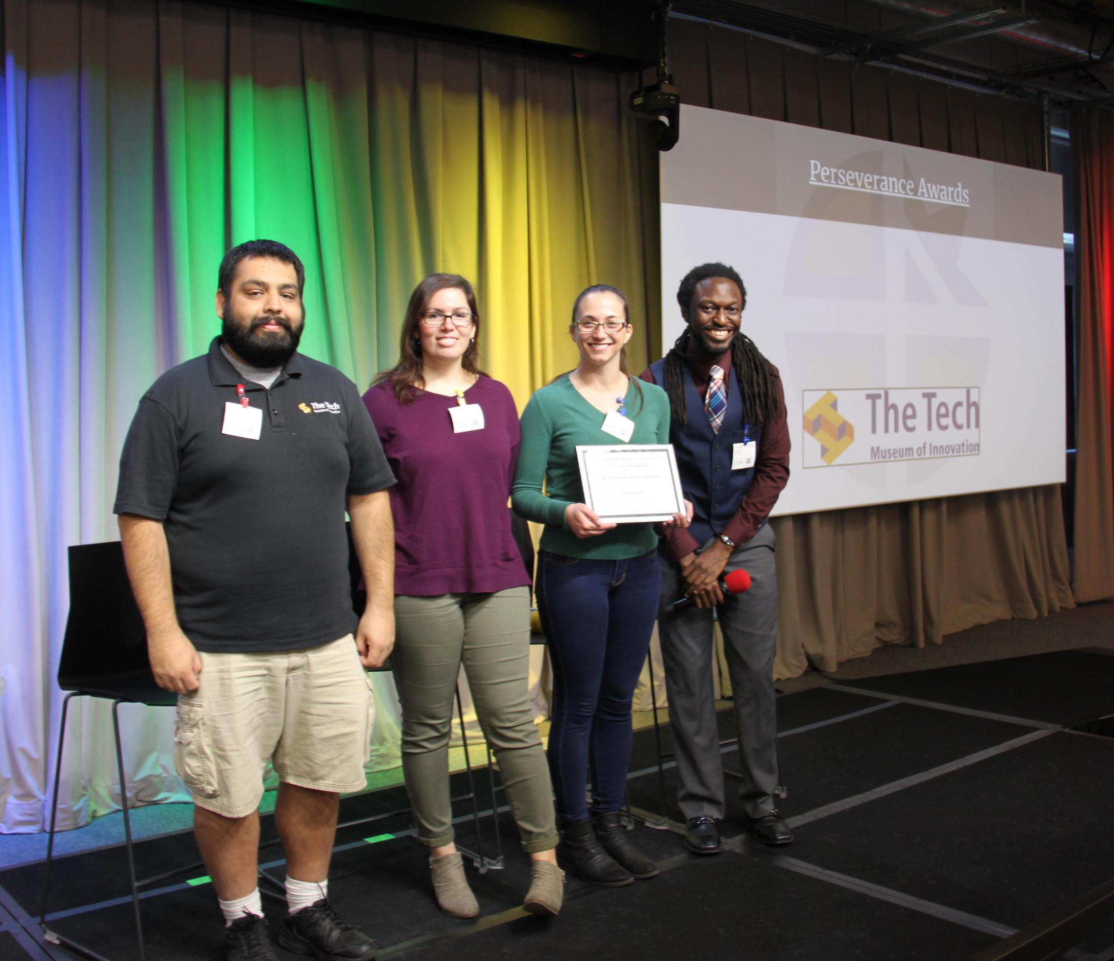 Perseverance Awards - The Tech Museum of Innovation and