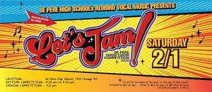 Lets Jam poster