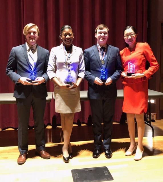 HHS Forensics Roar at National Invitational in Denver Featured Photo