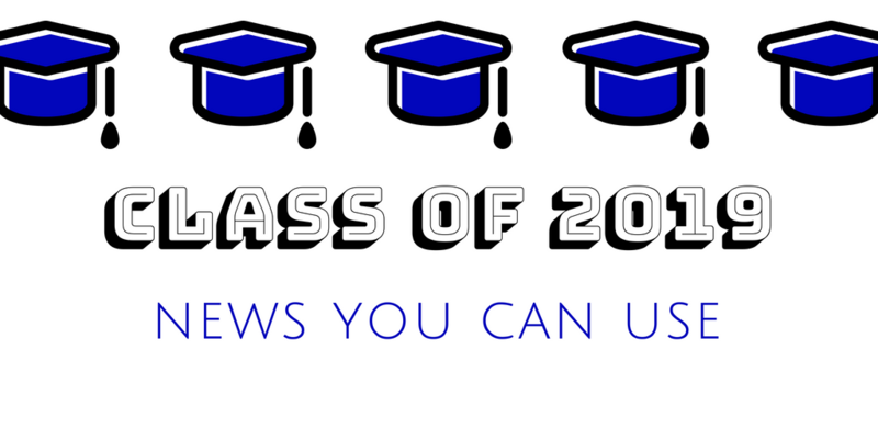 Class of 2019 College Information Thumbnail Image