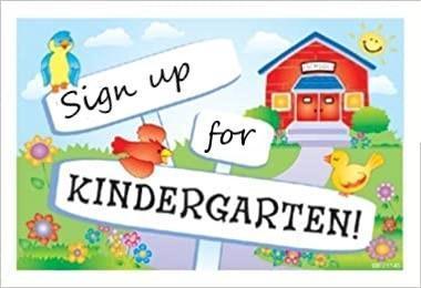 kindergarten sign up