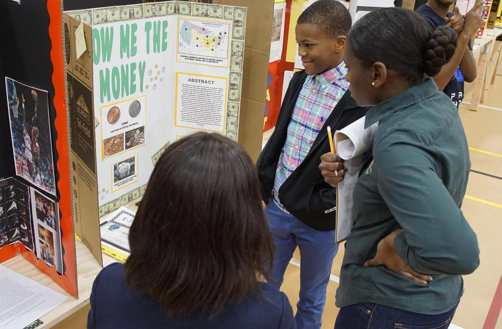 St. John the Baptist Parish Public Schools Social Studies Fair
