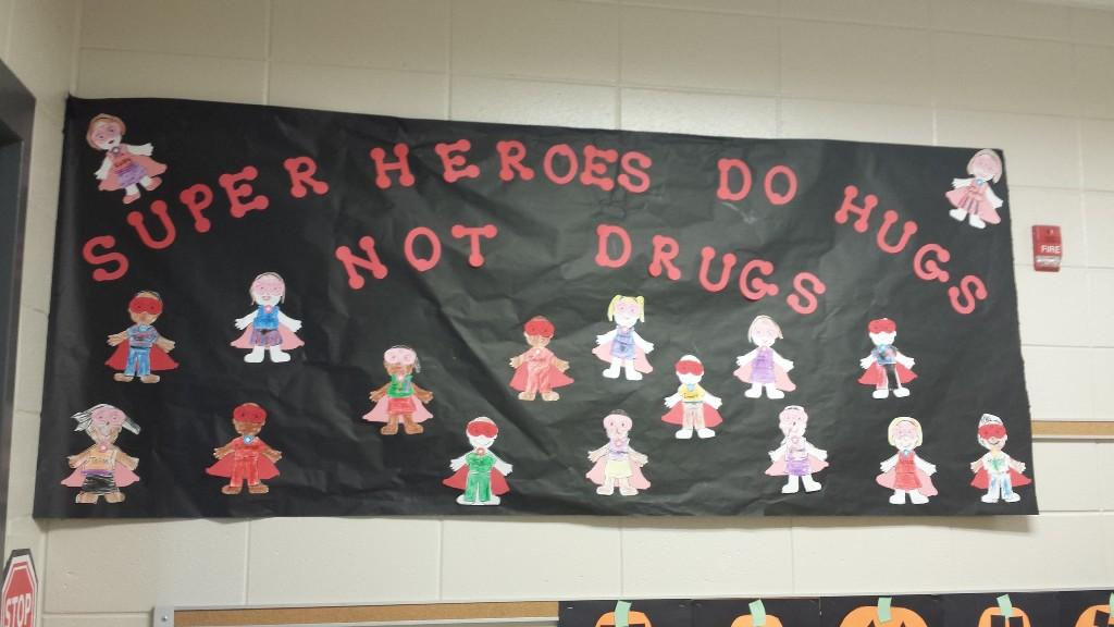 Red Ribbon Week Banners