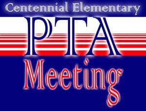PTA Meeting Logo
