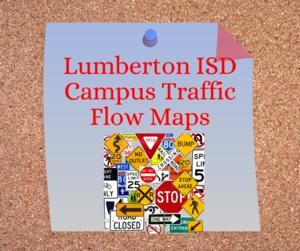 LISD Campus Traffic Flow Maps