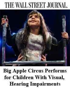 Wall Street Journal on Big Apple Circus