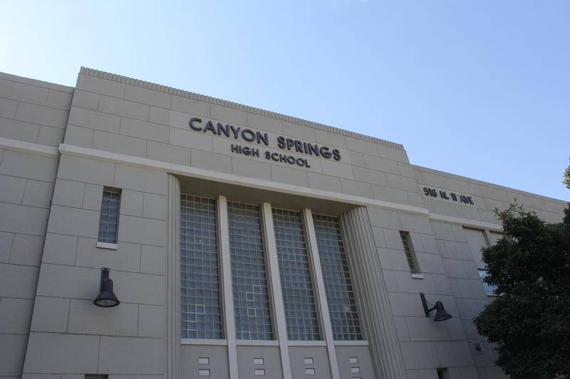 Canyon Springs High School New Hours Thumbnail Image