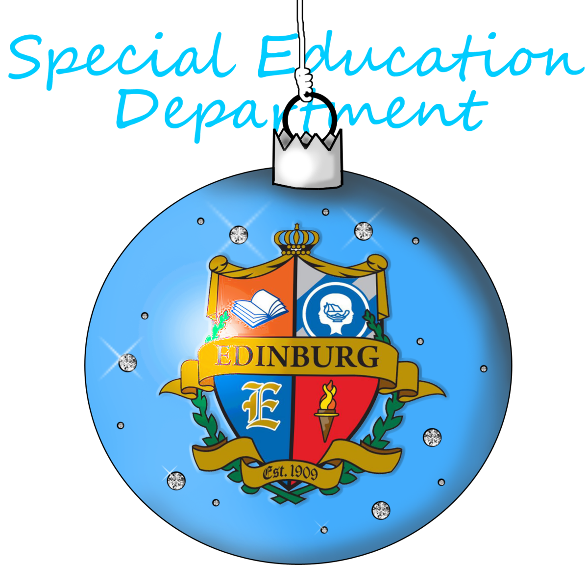Special Education ornament