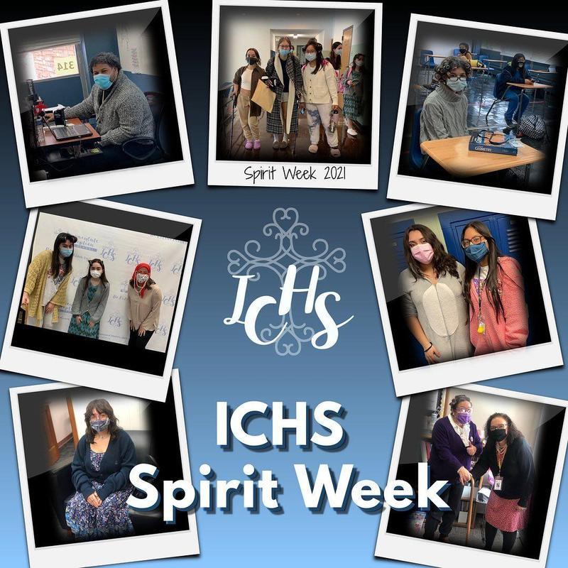 Spirit Week at ICHS Was Magical! Featured Photo