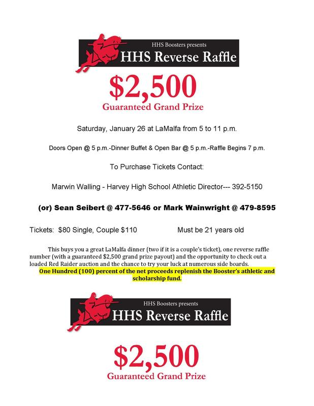 Harvey HHS  2019 full page reverse Raffle Flyer.jpg