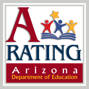 arizona A rated school clipart