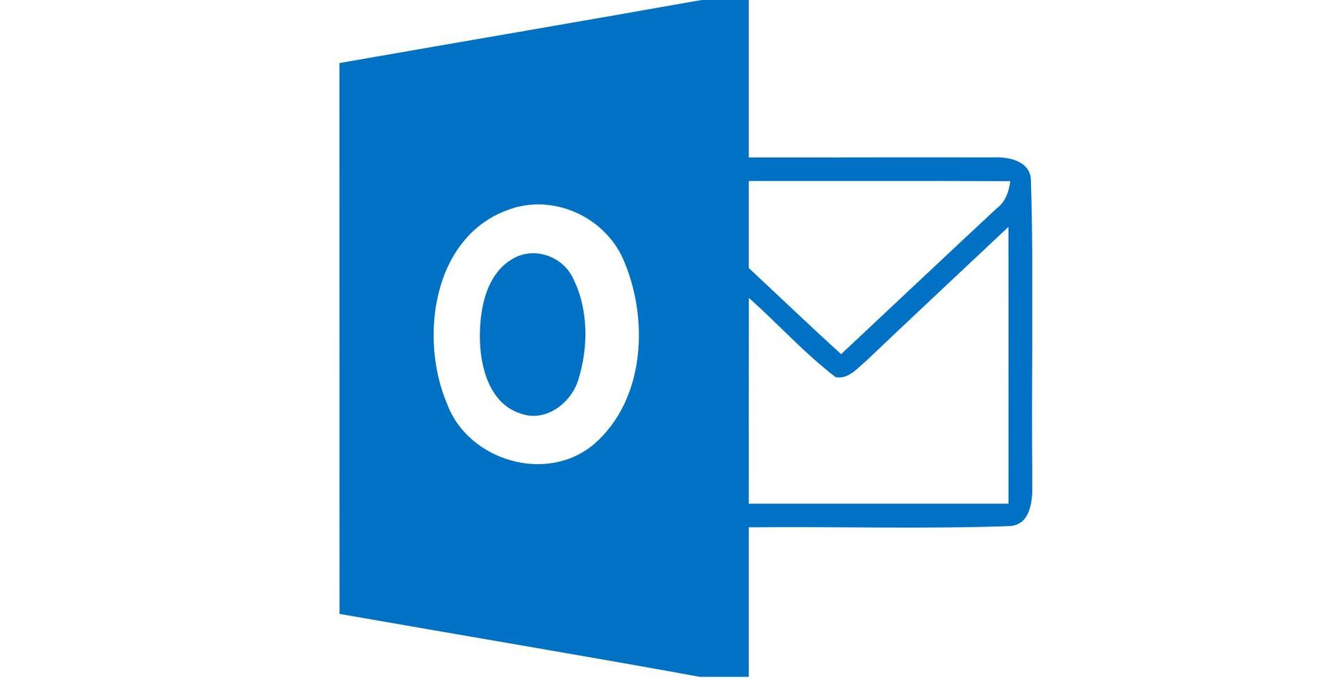 Outlook email logo