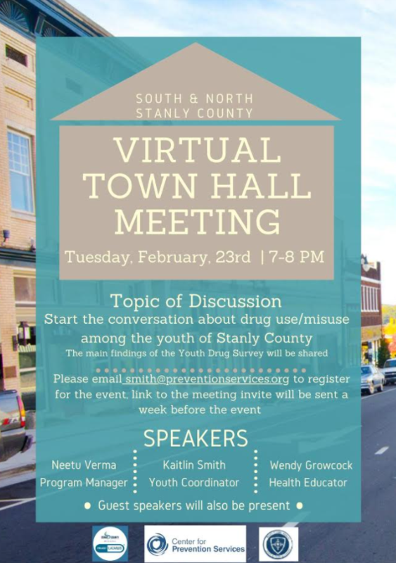 Virtual Town Meeting Featured Photo