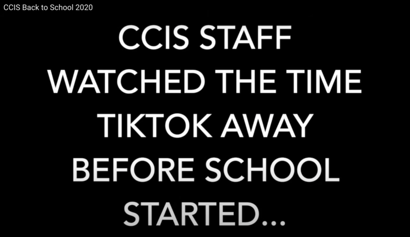We watched the time TikTok away