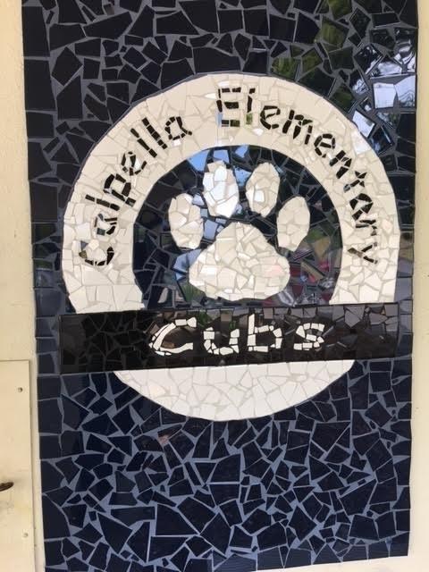Calpella Cubs Mosaic