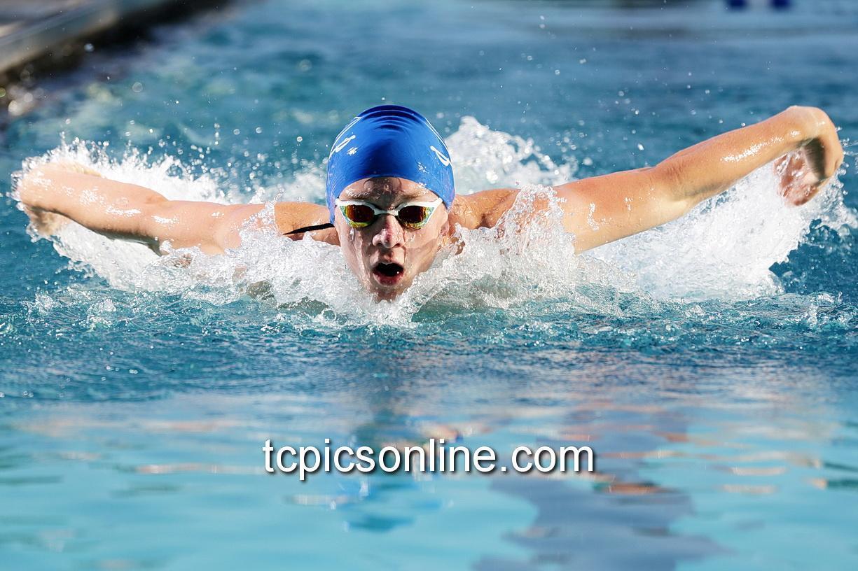 Cass High Swimming