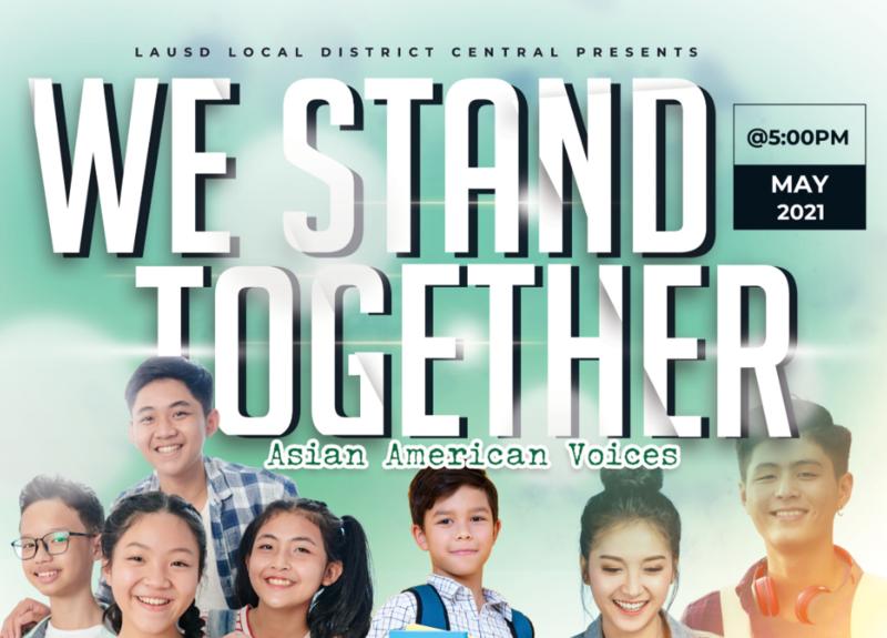 LD Central Presents: We Stand Together--Asian American Voices Town Hall Series/LD Central presenta: Nos mantenemos unidos - Serie del ayuntamiento de voces asiático-americanas Featured Photo