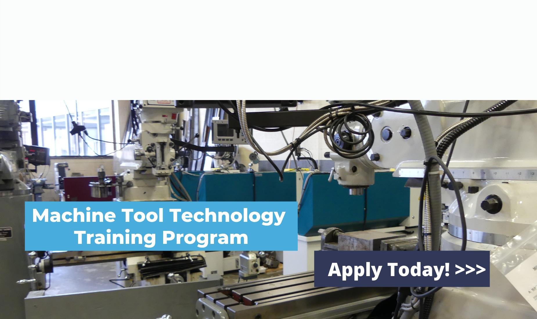 Machine Tool Tech Training Program