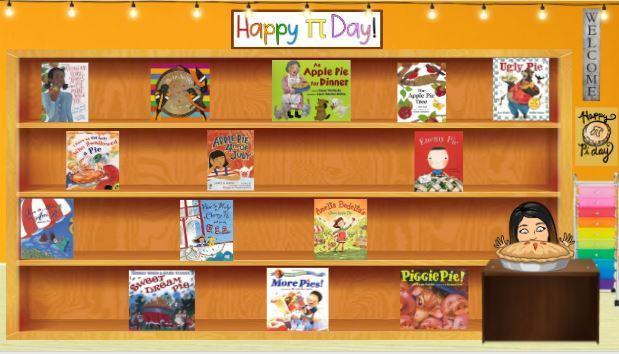 Pi Day Books